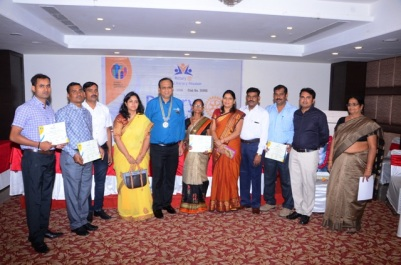 Rotary Nation Building Awards