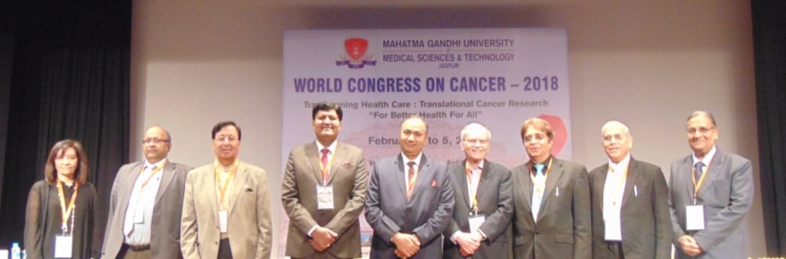 Three Day World Congress on Cancer