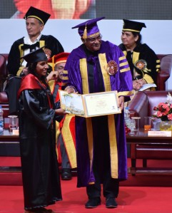 Fifth convocation MUJ