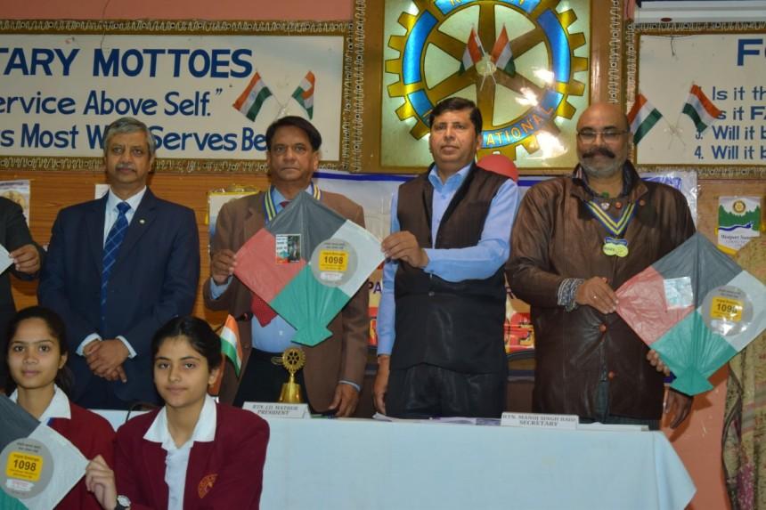 message-through-kites
