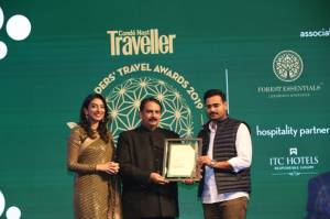 9th Conde Nast Traveler India Readers Travel Awards 2019