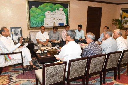 मुख्यमंत्री ने की कानून-व्यवस्था की समीक्षा अच्छे काम पर प्रोत्साहन, लापरवाही पर करें सख्त कार्रवाई-मुख्यमंत्री